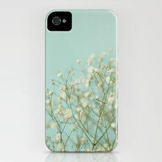 Baby Blue Slim Case iPhone (4, 4s)