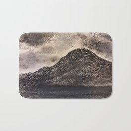 Norwegian Mountain by Gerlinde Bath Mat