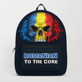 To The Core Collection: Romania Backpack