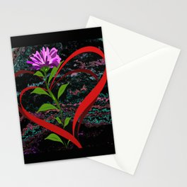 Happy Valentine's Day 1 Stationery Cards