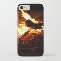 wreck it ralph iPhone & iPod Cases featuring Wreck by cottoncandirazor