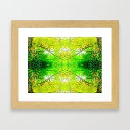 Glory from Above Framed Art Print