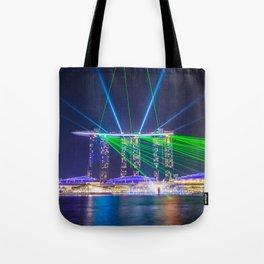 Marina Bay Sands Tote Bag