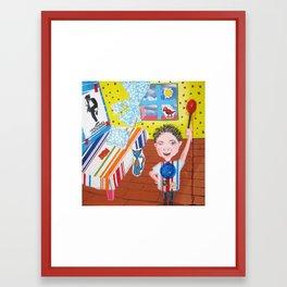 Childhood Framed Art Print