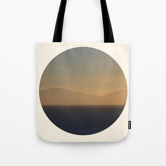 Lost In The Haze Tote Bag