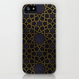 Islamic Ornaments iPhone Case