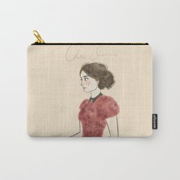 the impossible girl Carry-All Pouch