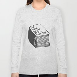 The Book of the Broken Promises Long Sleeve T-shirt