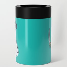 Pirate Ghost Can Cooler