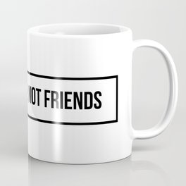 NEED MONEY - WHITE Coffee Mug