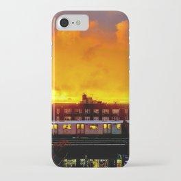 Bronx Sunset iPhone Case