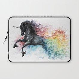 Unicorn dissolving Laptop Sleeve