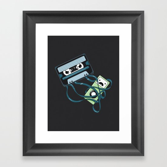 The Comeback Framed Art Print