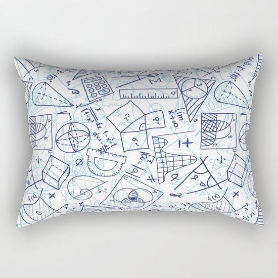 School Chemical #3 Rectangular Pillow