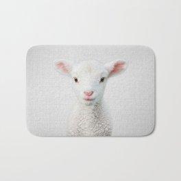 Lamb - Colorful Bath Mat