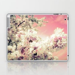 Pink Lavender Flowers Laptop & iPad Skin