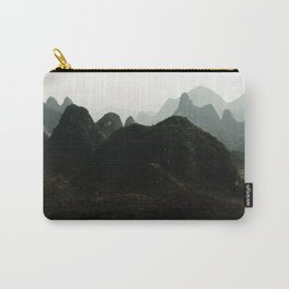 mystical China Carry-All Pouch