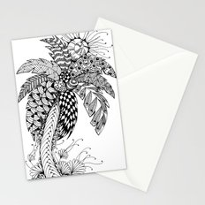 Tangled Tree Stationery Cards