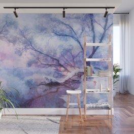 Winter fairy tale Wall Mural