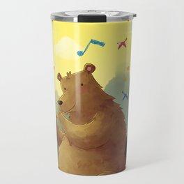 Friend Bear Travel Mug
