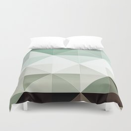 Apex geometric II Duvet Cover