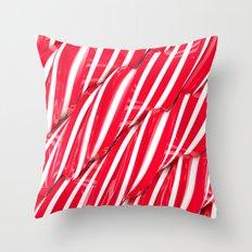 Sugar Surface Throw Pillow