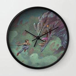 Mako Mori Wall Clock