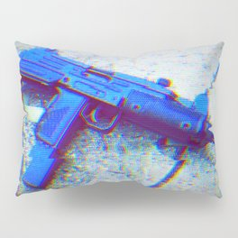 Uzi Pillow Sham