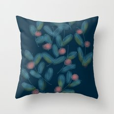 Cipa Pattern Flower Decoration Throw Pillow