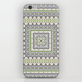 1 the national pattern iPhone Skin