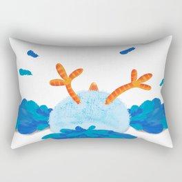 Infarcted Twitter Rectangular Pillow