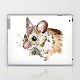 Little Brown Mouse Laptop & iPad Skin