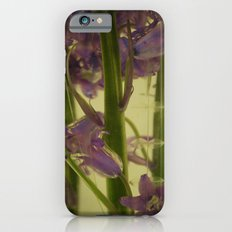 bluebells in water Slim Case iPhone 6s