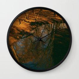 Acer saccharinum Wall Clock