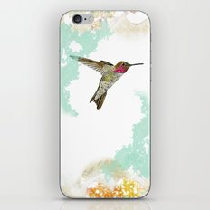 Hummingbird Ayre Serene Dream iPhone & iPod Skin
