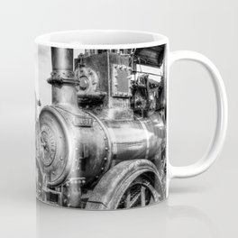 Steam Lorry And Traction Engine Coffee Mug