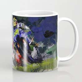 Motogp Champion Coffee Mug