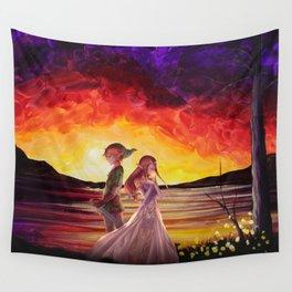 LEGEND OF ZELDA ROMANTIC Wall Tapestry