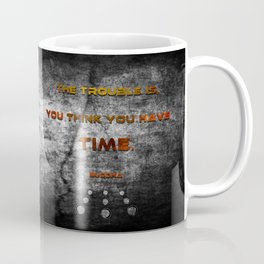 Trapped in the Moment Coffee Mug