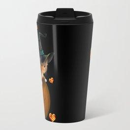 Kitty Halloween Travel Mug