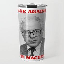 Bernie Sanders - Rage Against The Machine Travel Mug