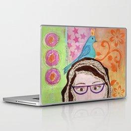 Lots on my Mind Laptop & iPad Skin