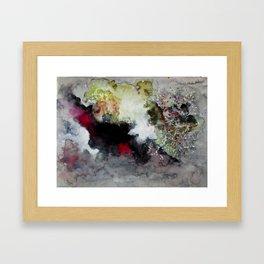 Deep Within Framed Art Print
