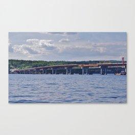 Great Sacandaga Lake Canvas Print