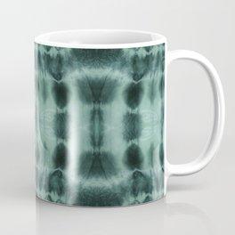 Herbal Tonic Shibori Coffee Mug