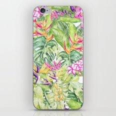 Tropical Garden 1A #society6 iPhone & iPod Skin