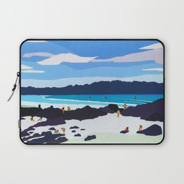 Rocky shore Laptop Sleeve