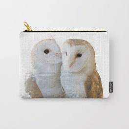 two owls friends Carry-All Pouch