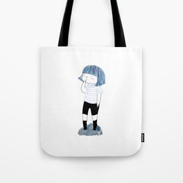 I am I Tote Bag