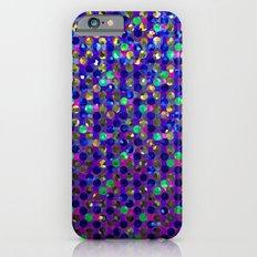 Polka Dot Sparkley Jewels G263 Slim Case iPhone 6